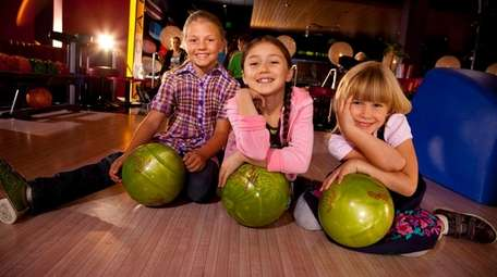 Bowlmor AMF locations on Long Island are offering