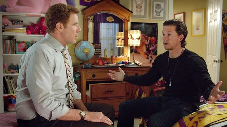Will Ferrell and Mark Wahlberg are two dads