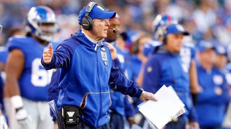 Tom Coughlin has had a long coaching career,
