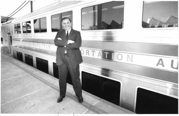 Former Long Island Rail Road President Charles Hoppe