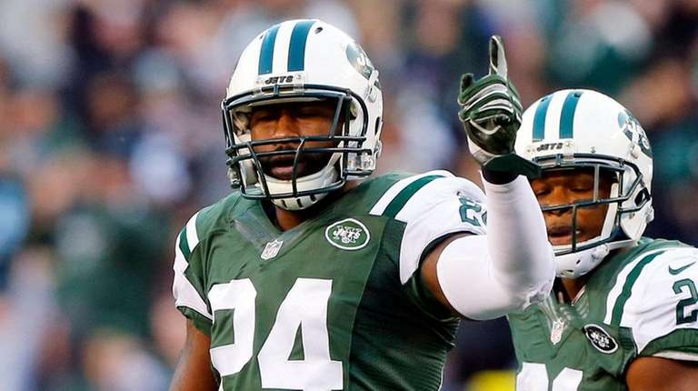 Darrelle Revis and the Jets could win their