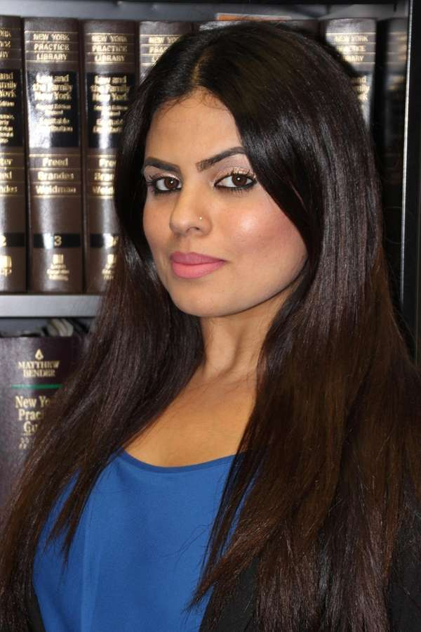 Sonal Parmar, of Garden City Park, has joined