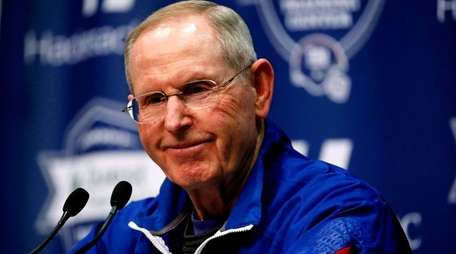 Giants coach Tom Coughlin could be coming to