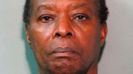 Daswell Anderson, 69, was arrested by Nassau County