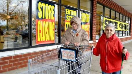 When Waldbaum's in Greenlawn was closed in the