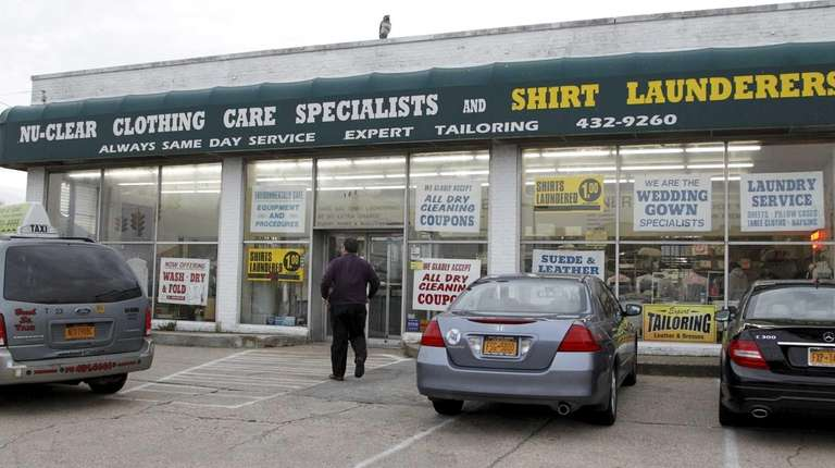 Nu-Clear Dry Cleaners in Long Beach, seen here