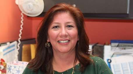 Susanna Braccamonti, of Levittown, has been promoted to