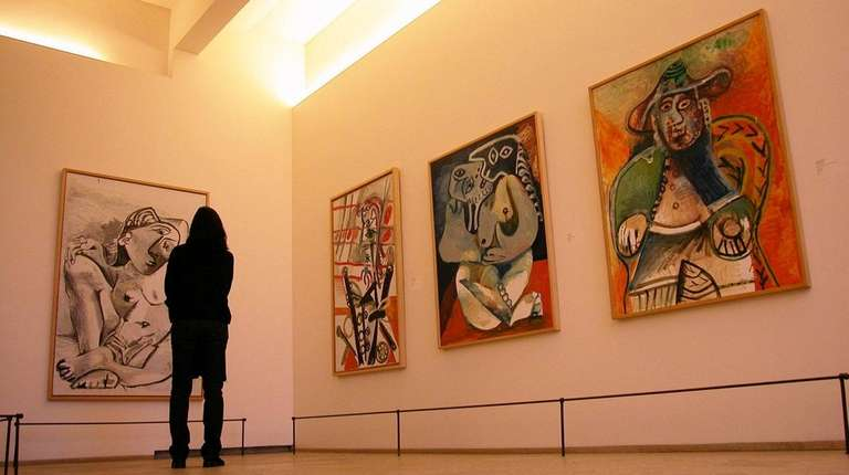 The Musée Picasso in Paris is the best
