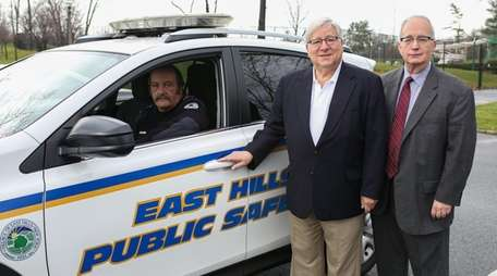 East Hills Village is looking for more security