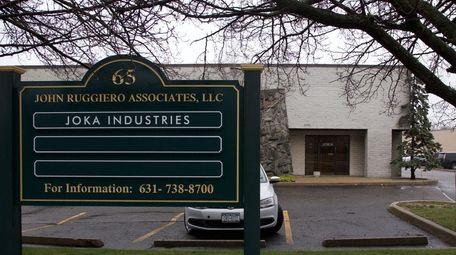 Bohemia-based Joka Industries Inc. was awarded $1.3 million