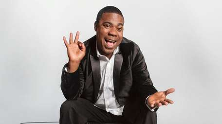 Comedian Tracy Morgan plays The Paramount on March