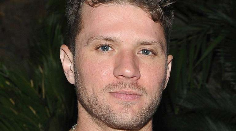 Actor Ryan Phillippe attends Louis XIII Cognac's celebration