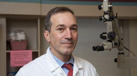 Dr. Alexander Dagum, chief of plastic and reconstructive