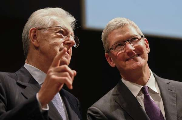 Apple will pay $350 million in back taxes,