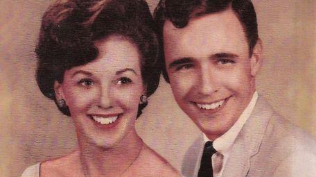 Linda and Paul Schropfer of Calverton met as