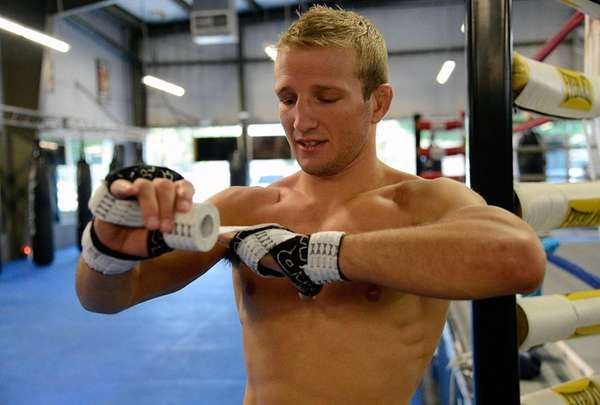 Bantamweight champion T.J. Dillashaw would clearly reign supreme