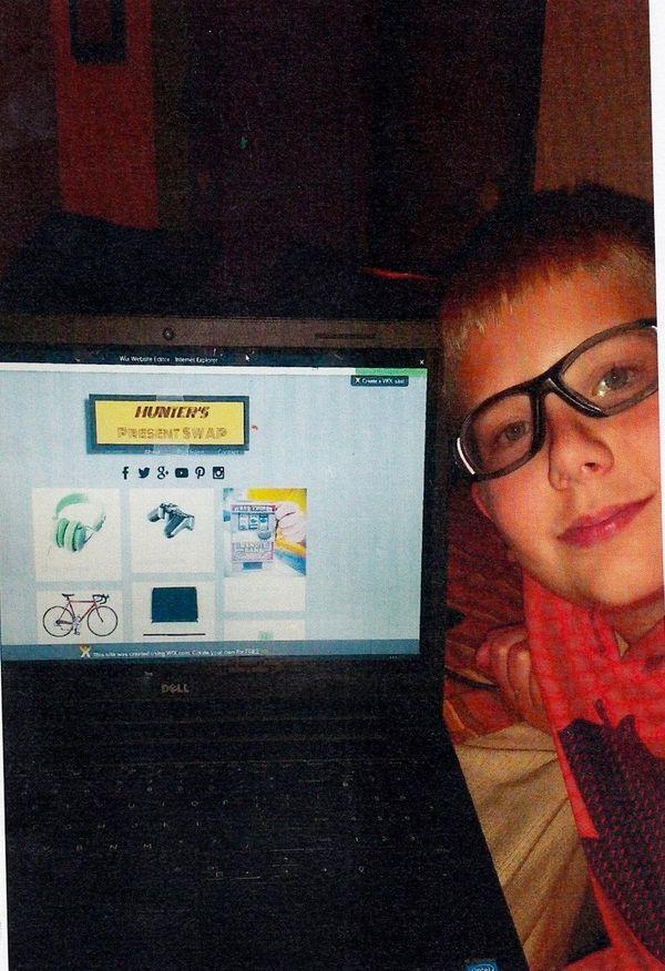 Kidsday reporter Hunter Guthy of East Setauket