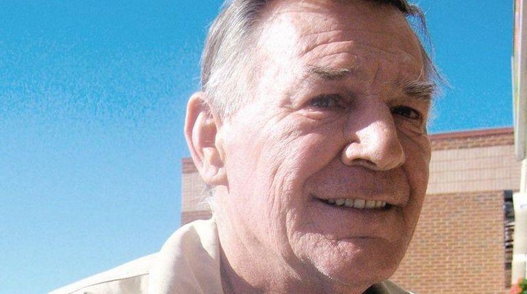 Retired Suffolk homicide Det. K. James McCready, 60,