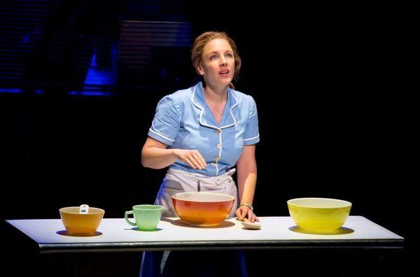 Tony winner Jessie Mueller as Jenna in