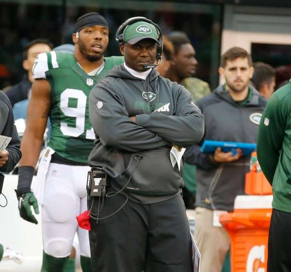 Todd Bowles doesn't have to take a backseat