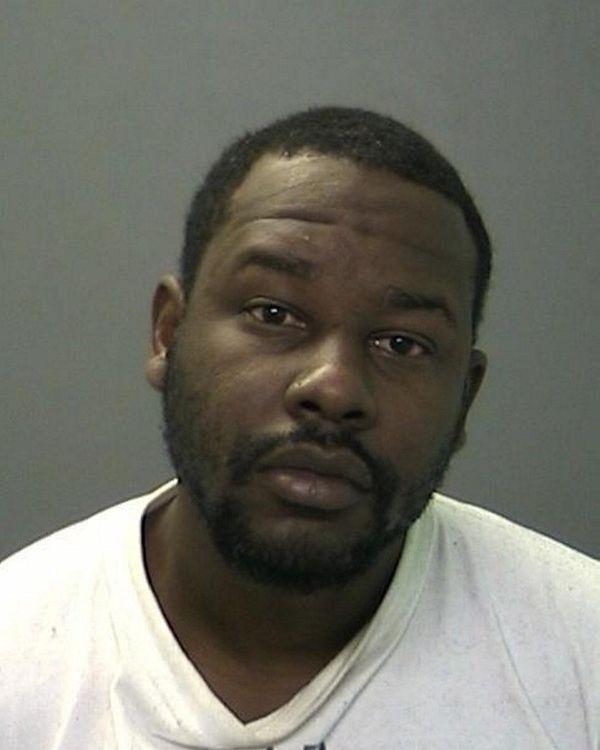 Terrance Ward, 41, of Wyandanch was arrested Friday,