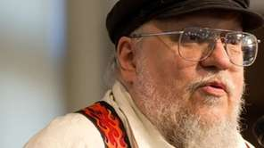 Author George R.R.Martin says he just missed another