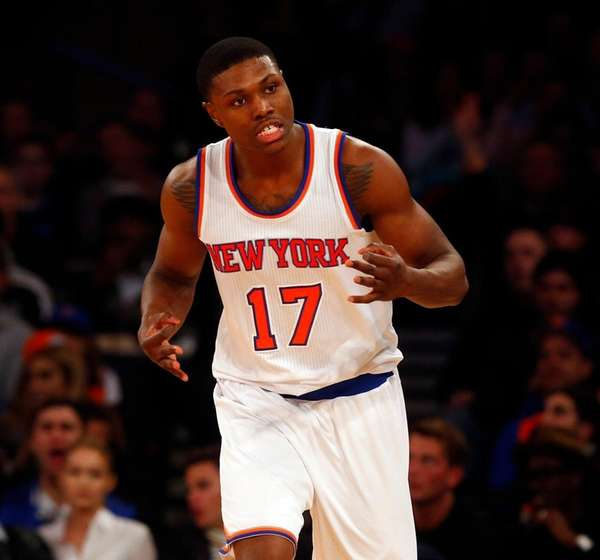 Cleanthony Early was shot in his right knee