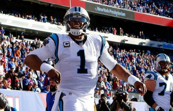 Carolina Panthers and Denver Broncos take No. 1 seeds in NFL playoffs