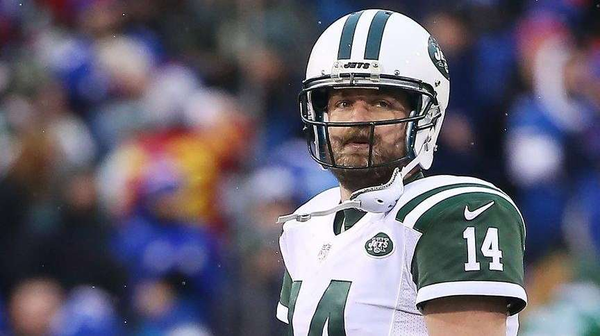 Ryan Fitzpatrick ran out of FitzMagic on Sunday