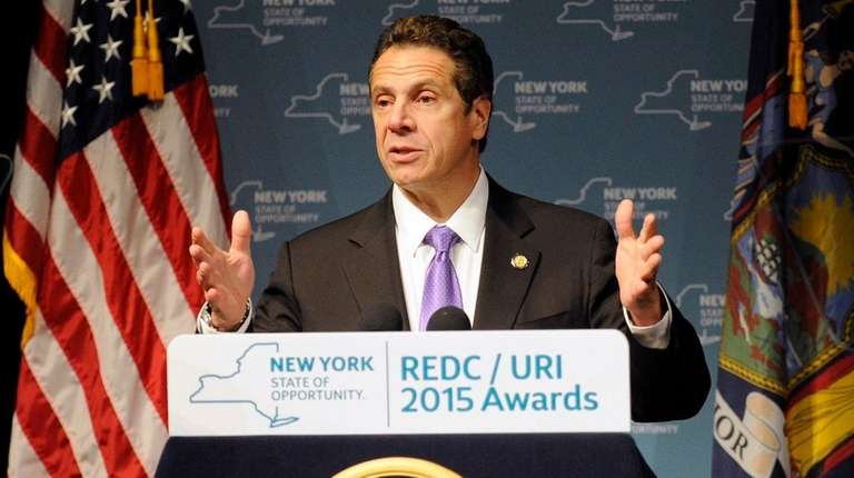 Officials from Gov. Andrew M. Cuomo's administration said