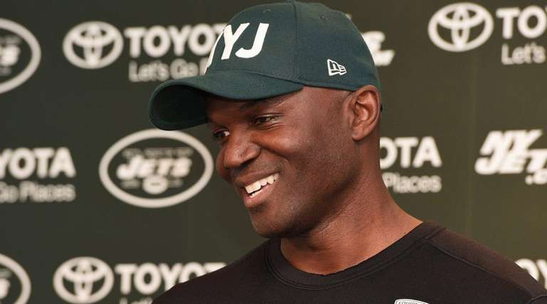 New York Jets head coach Todd Bowles speaks