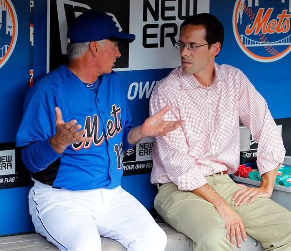 New York Mets manager Terry Collins talks