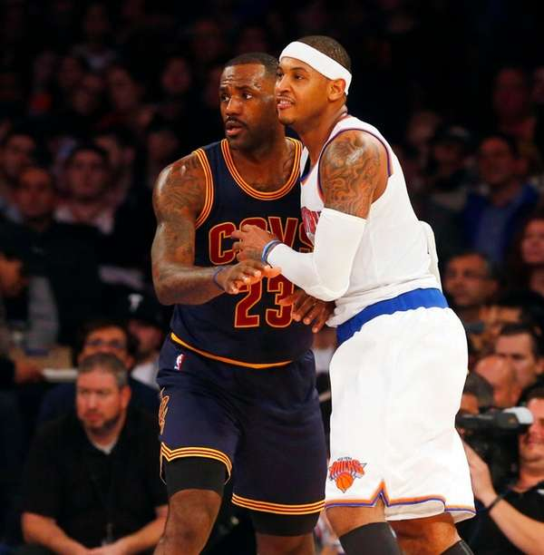 LeBron James first voted for teammates Kyrie Irving