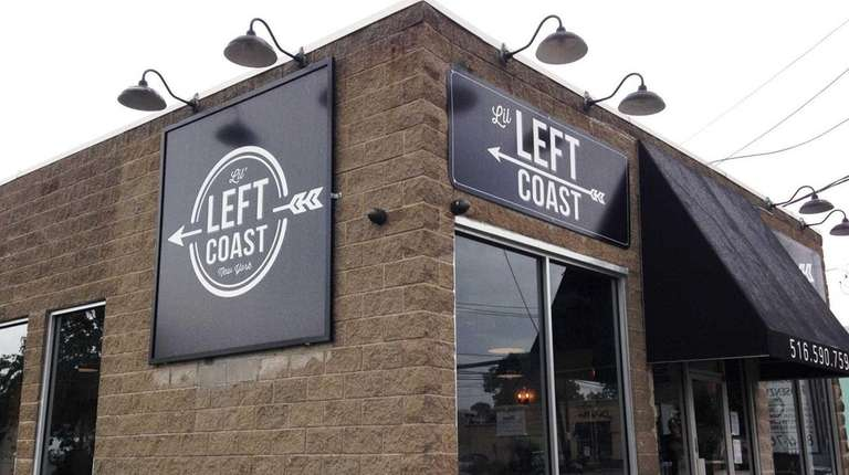 Lil' Left Coast in Bellmore has closed, though
