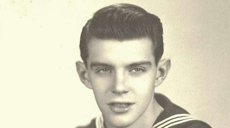 Obit photo of Laurence B Ford from WW2.
