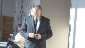 Investigators say Scott Greene pulled over dozens of
