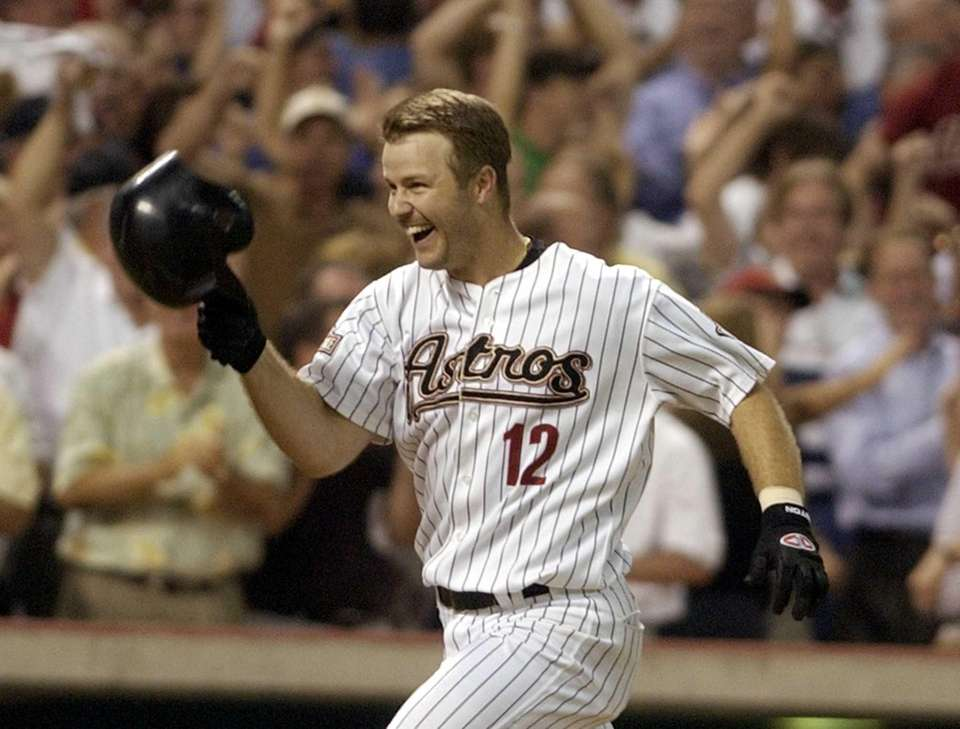 Jeff Kent played 17 years for the Giants,