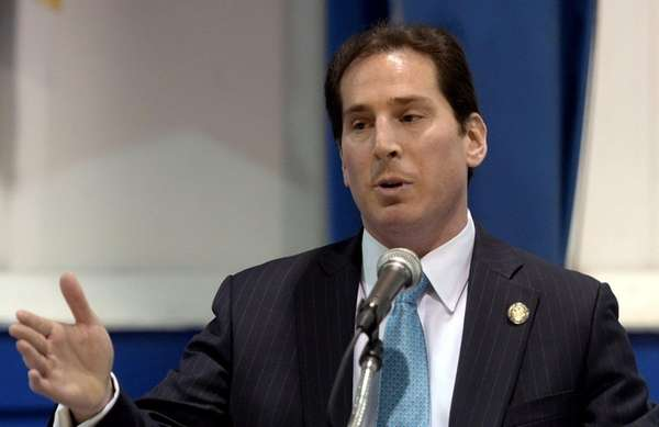 Assemb. Todd Kaminsky (D-Long Beach) on Jan. 4,