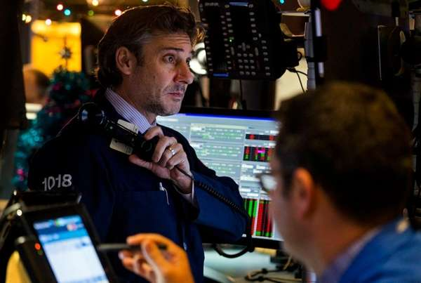 Stock indexes slid Wednesday, Jan. 6, 2016, as