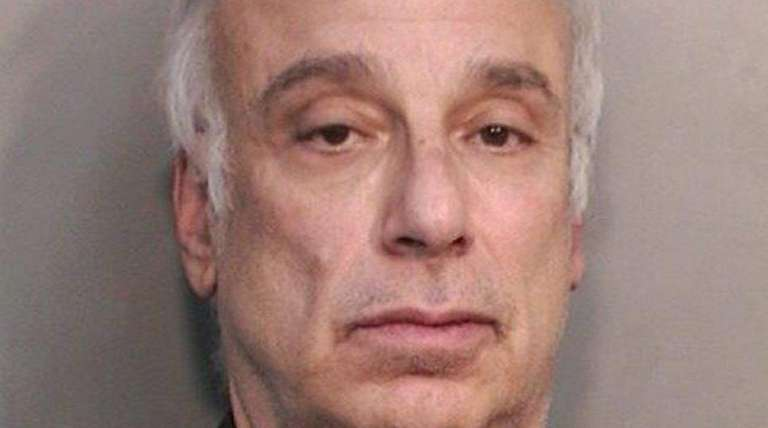 Robert Lubrano, 63, of Farmingdale, was arrested Wednesday,