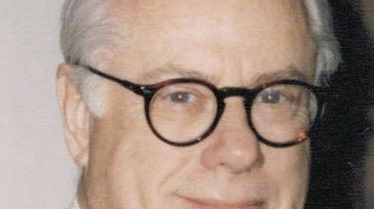 Peter J. Costigan, of South Setauket, a former