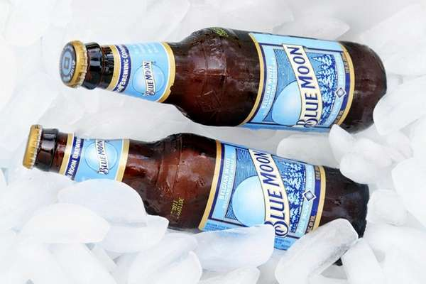 Blue Moon Belgian White is among the craft