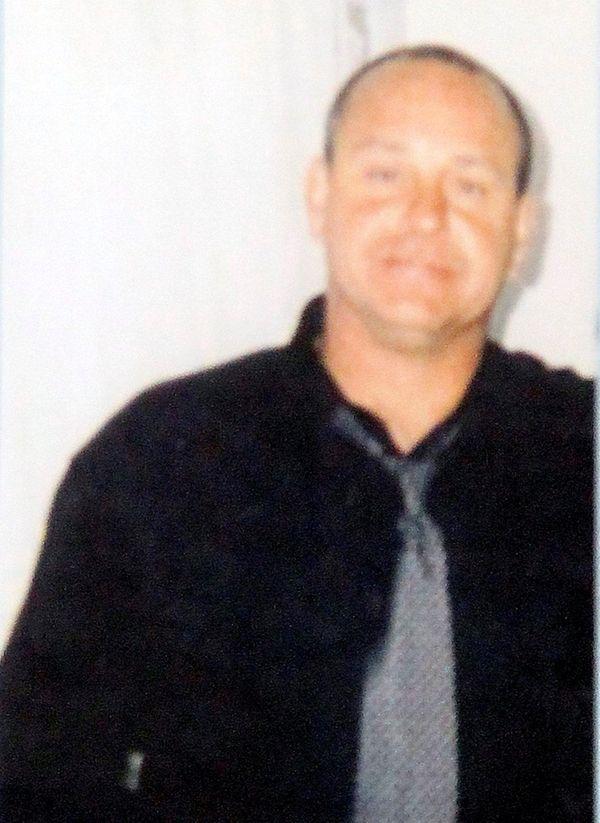 Antonio Marinaccio, Jr. is seen in this photo
