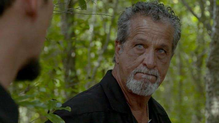 Rodie Sanchez is the lead detective in Discovery
