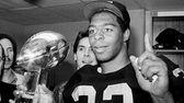Super Bowl XVIII MVP Marcus Allen of the