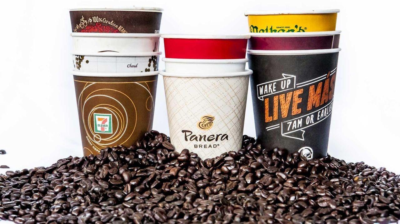 Chain Coffee Ranked Starbucks Mcdonald S And More Newsday