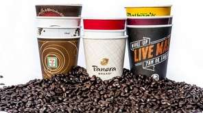 Starbucks, Panera Bread, McDonald's and more chain coffees