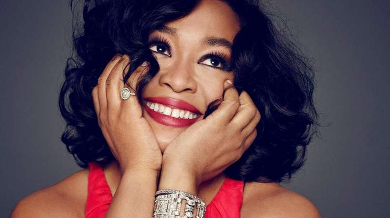 TV producer and writer Shonda Rhimes is the