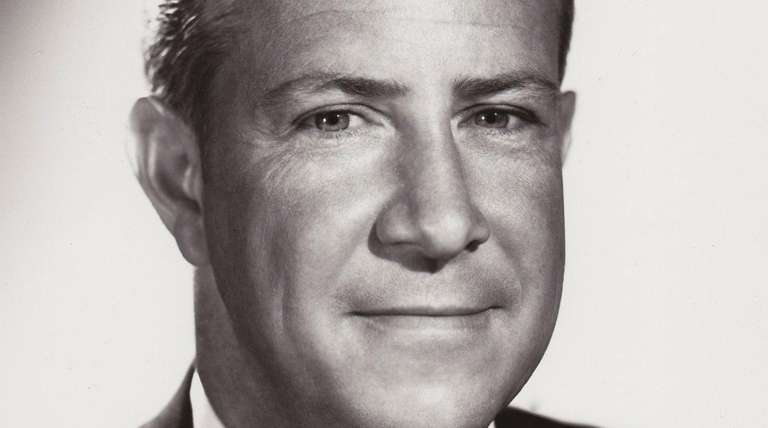 Former CBS executive George Shannon. When he left