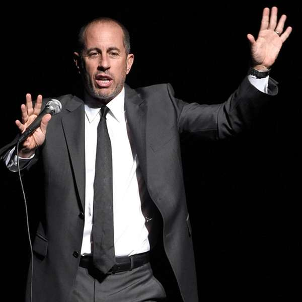 Comedian Jerry Seinfeld began his 12-month residency at